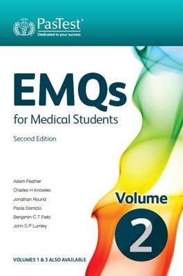 EMQs for Medical Students: Volume 2 (Paperback)