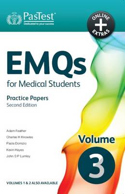 EMQs for Medical Students: Practice Papers Volume 3 (Paperback)