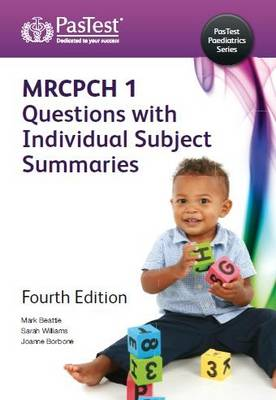 MRCPCH 1 Questions with Individual Subject Summaries (Paperback)