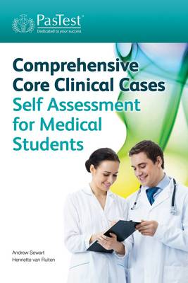 Comprehensive Core Clinical Cases Self Assessment for Medical Students (Paperback)