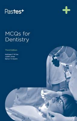 MCQs for Dentistry (Paperback)