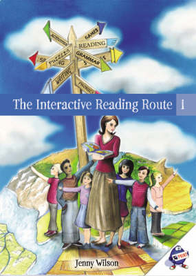The Interactive Reading Route: Bk. 1 (Spiral bound)