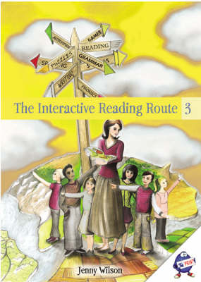 The Interactive Reading Route: Bk. 3 (Spiral bound)