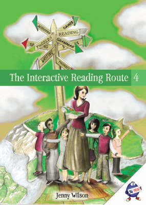The Interactive Reading Route: Bk. 4 (Spiral bound)