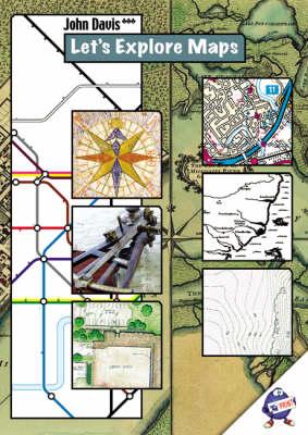 Let's Explore Maps (Spiral bound)
