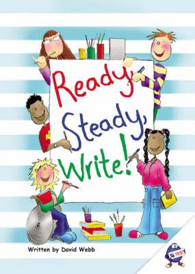 Ready, Steady, Write! (Spiral bound)