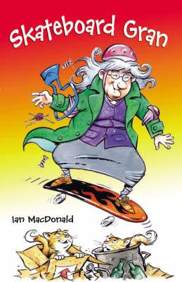 Skateboard Gran (Paperback)