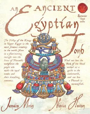 An Ancient Egyptian Tomb - Spectacular Visual Guides (Paperback)