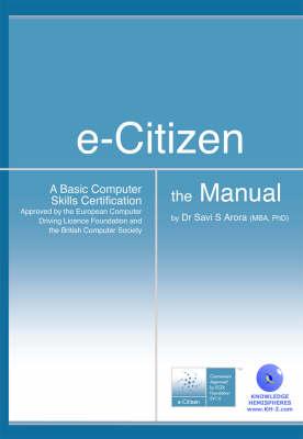 E-citizen (Paperback)