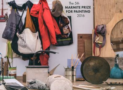 5th Marmite Prize for Painting 2016 (Paperback)