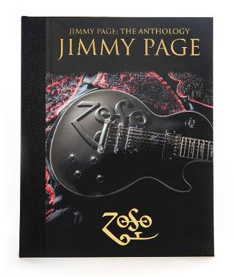 Jimmy Page: The Anthology (Hardback)