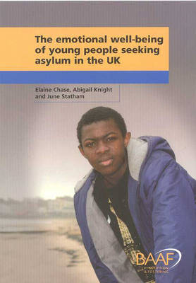 Emotional Well-being of Unaccompanied Young People Seeking Asylum in the UK (Paperback)