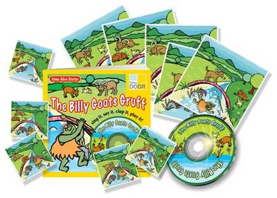 Billy Goats Gruff Resource Pack - Come Alive Stories