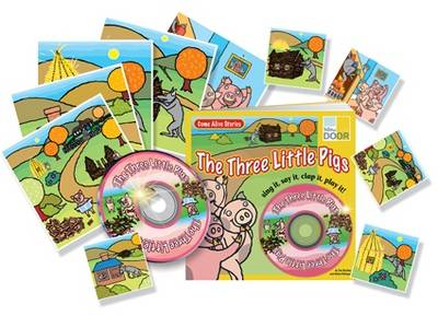 The Three Little Pigs Resource Pack - Come Alive Stories