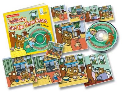 Goldilocks and the Three Bears Resource Pack - Come Alive Stories