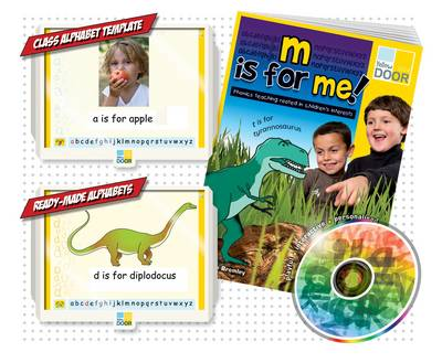 M is for Me!: Phonics Teaching Rooted in Children's Interests