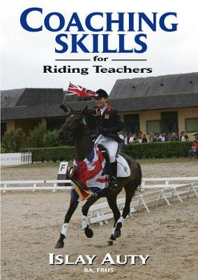 Coaching Skills for Riding Teachers (Paperback)