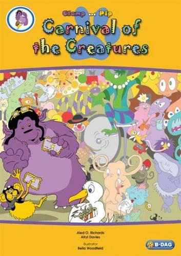 Clamp and Pip: Carnival of the Creatures (Paperback)