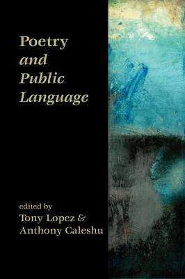 Poetry and Public Language (Paperback)