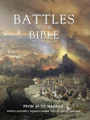 Battles of the Bible 1400 BC-AD 73 (Hardback)