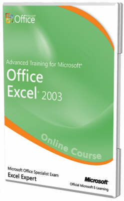 Advanced Training for Microsoft Office Excel 2003: Online Course (CD-ROM)