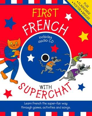 First French with Superchat (Paperback)