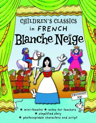 Blanche Neige/Snow White (Paperback)