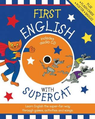 First English with Supercat - First Languages with Supercat No. 3
