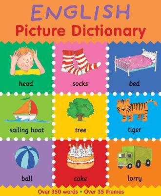 English Picture Dictionary - Picture Dictionary Series (Paperback)