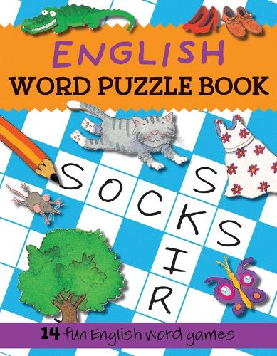 Word Puzzles English - Word Puzzles (Paperback)