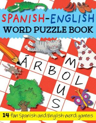 Word Puzzles Spanish-English - Word Puzzles (Paperback)