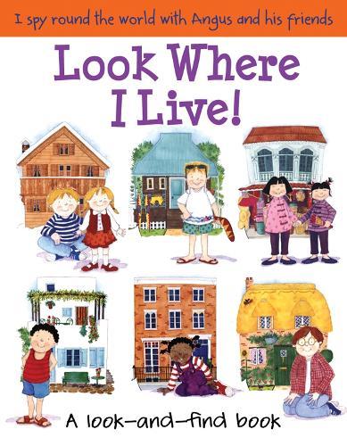 Look Where I Live! - Look Where I Live! (Paperback)