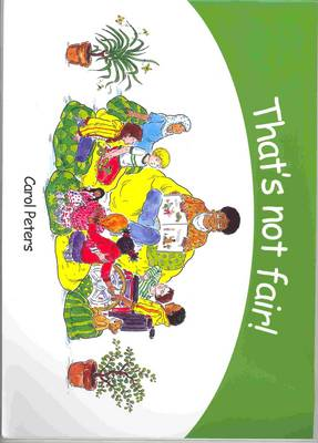 That's Not Fair!: Explaining Autism to Very Young Children (Paperback)