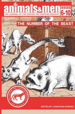 Animals & Men - Issues 6 - 10 - the Number of the Beast (Paperback)