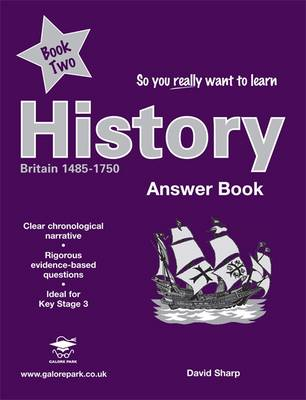 So You Really Want to Learn History Book 2 Answers (Paperback)