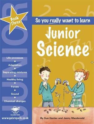 Junior Science: Book 3 - Junior (Paperback)