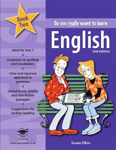 So you really want to learn English Book 2 (Paperback)