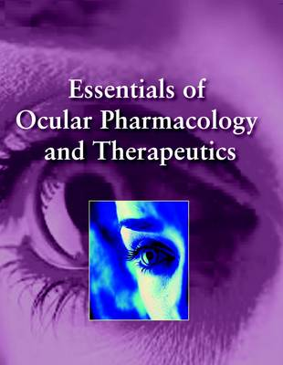 Essentials of Ocular Pharmacology and Therapeutics (Paperback)
