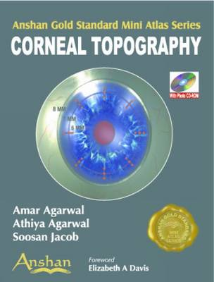 Mini Atlas of Corneal Topography - Anshan Gold Standard Mini Atlas
