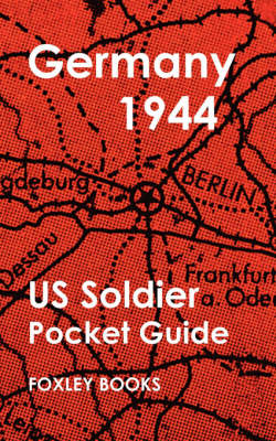 Pocket Guide to Germany 1944 (Paperback)