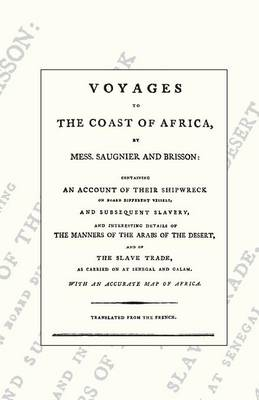 Voyages to the Coast of Africa (Paperback)