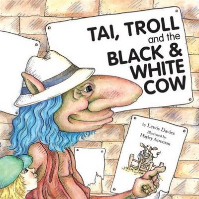 Tai, Troll and the Black and White Cow (Paperback)