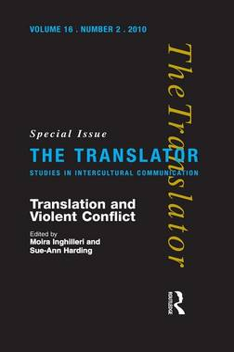 Translation and Violent Conflict (Hardback)
