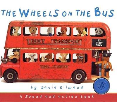Wheels On The Bus (BTMS edition) Teddy Sound book - Teddy Books (Hardback)