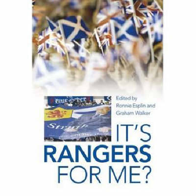 It's Rangers for Me (Paperback)