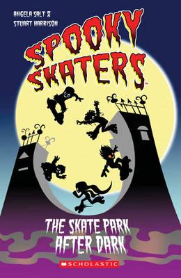 Spooky Skaters plus Audio CD - Scholastic Readers