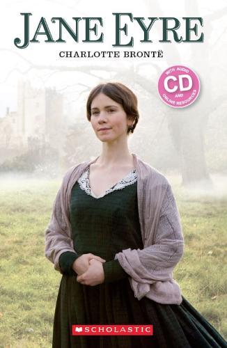 Jane Eyre audio pack - Scholastic Readers