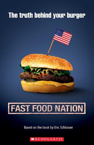Fast Food Nation Audio Pack - Scholastic Readers