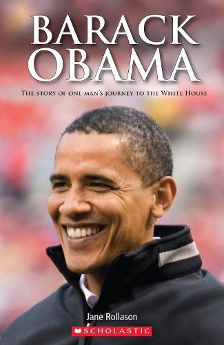 Barack Obama Audio Pack - Scholastic Readers