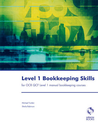 Level 1 Bookkeeping Skills: For OCR QCF - Accounting & Finance (Paperback)